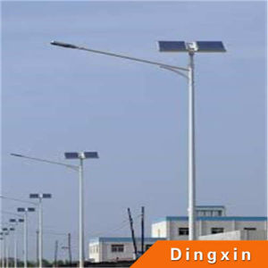 7m 60W Solar LED Street Light with ISO9001 Soncap Approved pictures & photos