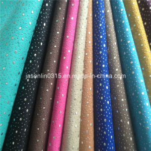 Laminated Fabric for Lady Shoes (JSJF-417)