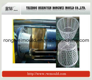 New Style Large Capacity Plastic Basket Mould for Fruit