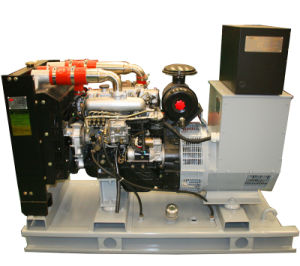 Googol Prime and Standby Use Diesel 50kw Silent Generator Set pictures & photos
