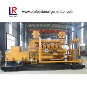 CE ISO Approved Silent Natural Gas Turbine Generator 200kw / 250kVA pictures & photos