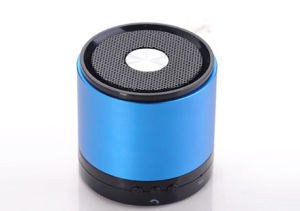 Portable Wireless Stereo Handfree Bluetooth Speaker (CP04027) pictures & photos