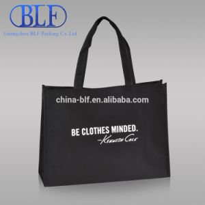 Simple Pink Tote Bag Blank (BLF-NW139) pictures & photos