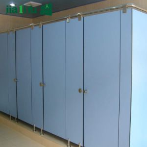 Jialifu Durable High Pressure Laminate Toilet Cubicle Partition pictures & photos