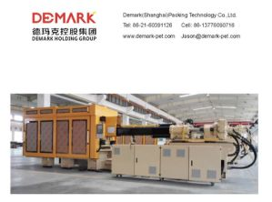 Demark Eco Line High Speed Pet Preform Injection System 48 Cavities Cooling Robot pictures & photos