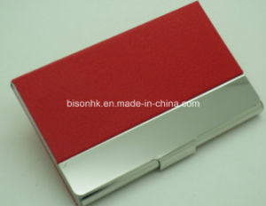 Luxury Design Pattern Business Card Holder, Visiting Card Holder pictures & photos