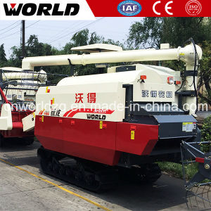 Rubber Track Harvester for Rice Harvesting pictures & photos