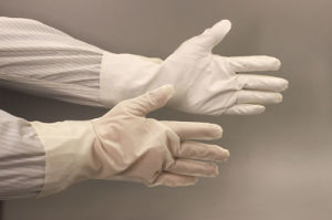 Clean PU Coating Gloves Household Work Glove