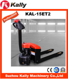 Hot Sale Electric Pallet Truck with 1.5ton Capacity (KAL-15ET2)