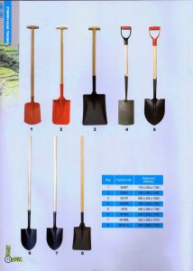 Tangshan Industry Trade Co Ltd Catalogue Shovel 8 pictures & photos