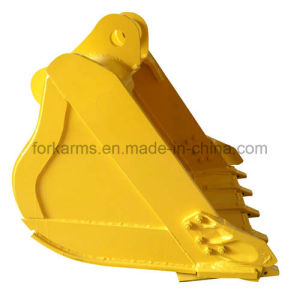 Construction Machinery Parts, Bucket, Excavator Attachment Bucket Casting Parts pictures & photos