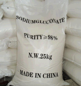 Sodium Gluconate for building use pictures & photos