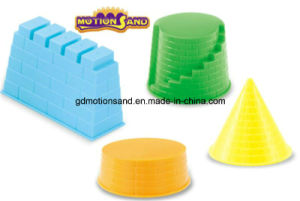 Castle Moulds with Dome Space Sand Moulds