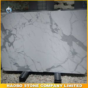 Wholesale White Marble Slab pictures & photos