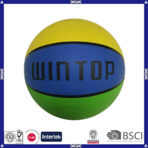 Promotional Customized Logo Basketball Balls pictures & photos