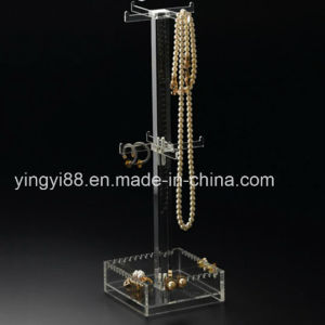 High Quality Acrylic Jewellery Display Stand with SGS Certificate pictures & photos