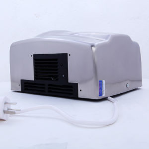 Competitive Metal Powerful Ce Sensor Brush Motor Factory Hand Dryer for Bathroom Toilet pictures & photos