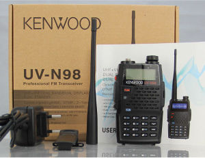 Dual Band VHF/UHF Radio UV-N98 Walkie Talkie pictures & photos
