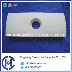 Curved Alumina Ceramic Weldable Tile for Wear Application pictures & photos