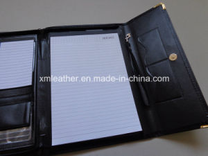 Envelop Type Business Leather Folder for File pictures & photos