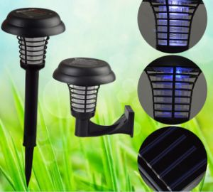The Mosquito Lamp Stainless Steel Solar Lawn Lights Garden Lights Garden Lights Light Outdoor Decorative Lamp Plug pictures & photos