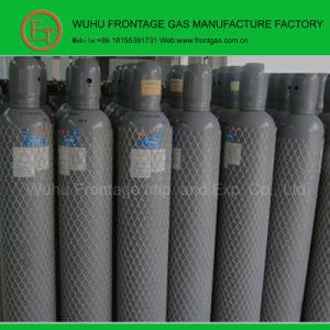 China Industrial Grade Steel Cylinder Nitrogen Fluoride-Tped ...