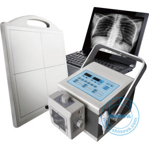 Portable Digital X-ray (DR-40) pictures & photos