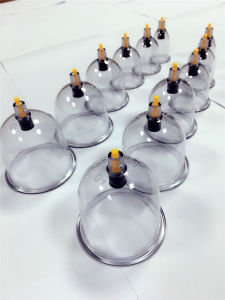 Acupuncture Plastic Suction Ventouse Cupping pictures & photos