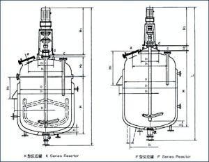 Fermentation Tank / Jacketed Agitated Reactor pictures & photos
