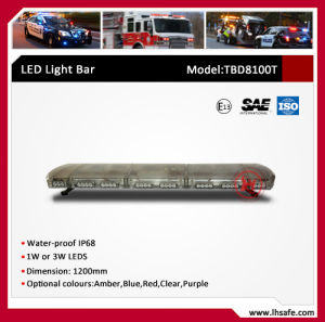 Fire Fighting Truck LED Warning Light Bar (TBD8100T) pictures & photos