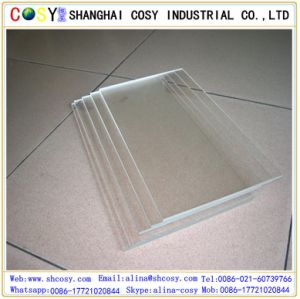 100% New Raw Material 5mm Thick Acrylic Sheet pictures & photos