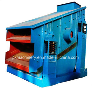 High Quality China Iron Mining Machine Circular Vibrating Screen Supplier pictures & photos