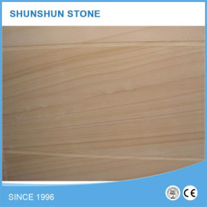 Nature Yellow Sandstone Culture Stone Cladding Panels pictures & photos
