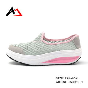 Health Shoes Slimming Casual Swing Top Quality Shoe for Women (AK399) pictures & photos