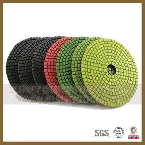 4inch Angle Grinder Floor Polishing Pads pictures & photos
