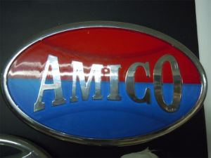 Car Signs Namepalte pictures & photos