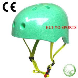 Classical Skate Helmet, Colorful EPS Helmet, Skateboard Helmet with Colourful EPS, Inmold Skating Helmet