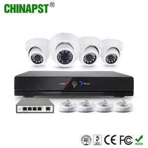 4CH 720p/960p/1080P NVR IP Camera Kits (PST-IPK04A) pictures & photos