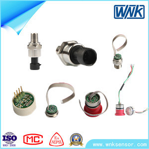 Small & Medium Size 4-20mA Stainless Air Pressure Transducer-Factory Price pictures & photos