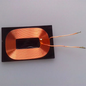 Sample Free Qi Charger Inductive Rx Coil pictures & photos
