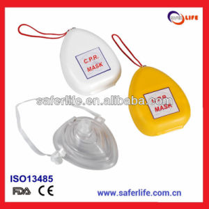 with One-Way Value Emergency CPR Pocket Mask CPR pictures & photos