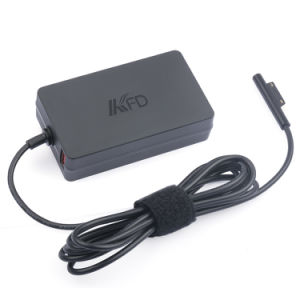15V Tablet Adapter for Microsoft Surface Book PRO 4 1706 pictures & photos