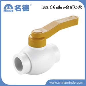 PPR Brass Ball Valve Type B for Building Material (PN25) pictures & photos