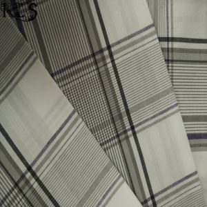 100% Cotton Poplin Woven Yarn Dyed Fabric for Garments Shirt Dress Rls32-1po pictures & photos