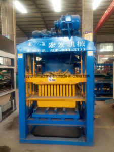 Hollow Block Machine Price Qtj4-25 Used Block Machine for Sale pictures & photos