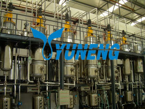 Waste Oil Regeneration Distillation System Plant pictures & photos