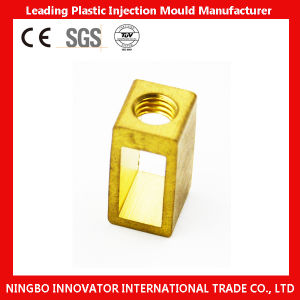 High Precision Hollow Brass Terminal Connector (MLIE-BTL036) pictures & photos