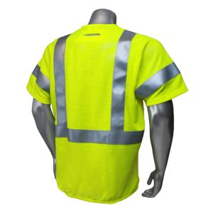 High Visibility Reflective Safety Vest with ANSI07 (FR-014) pictures & photos