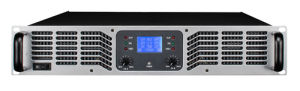 Professional Power Amplifier La Series with Screen Display pictures & photos