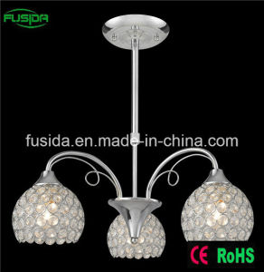 Dining Room Crystal Pendant Lighting Chandelier with Ce Certificate pictures & photos